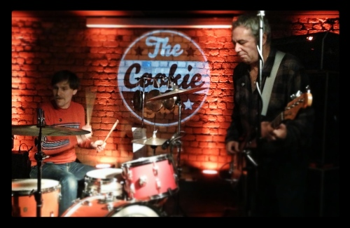 Mike Watt Cookie Jar