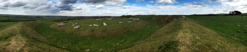 Arbor Low No2 Panorama
