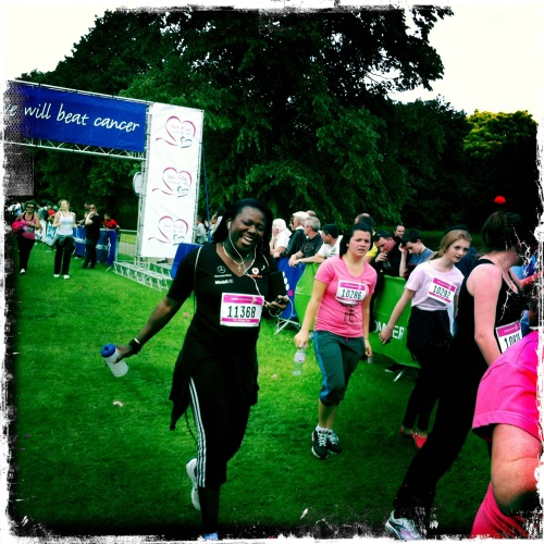 Race For Life 2012