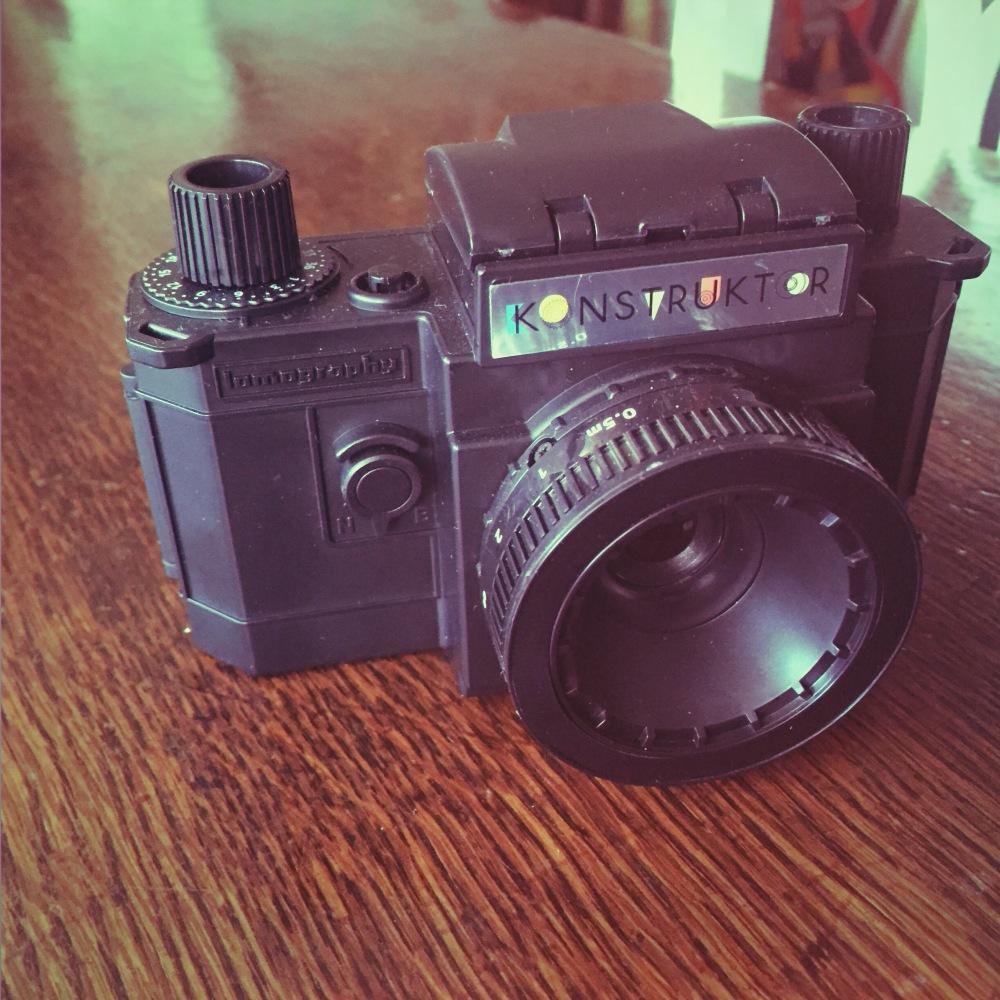Konstruktor Camera (1/6)