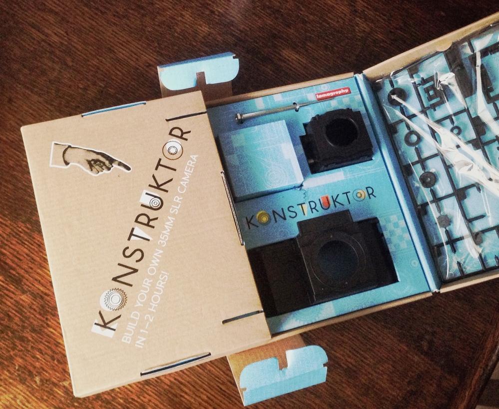 Konstruktor Camera (2/6)