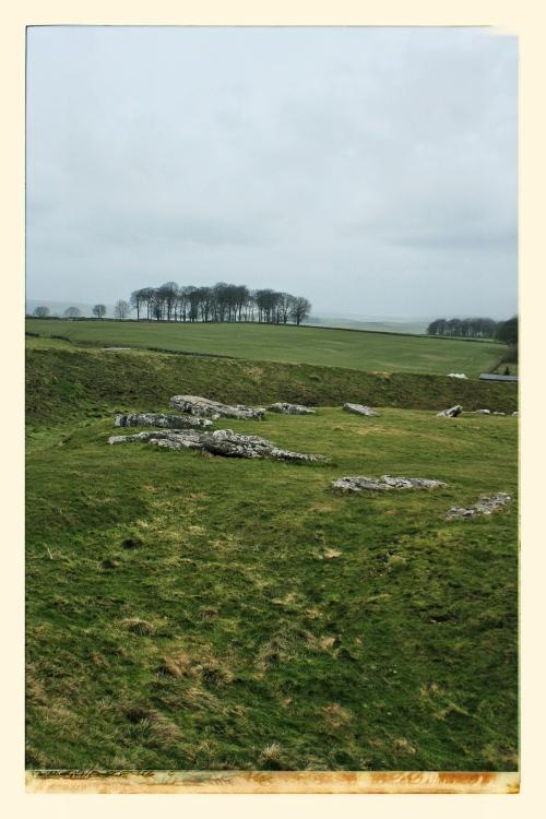 Arbor Low - Derbyshire