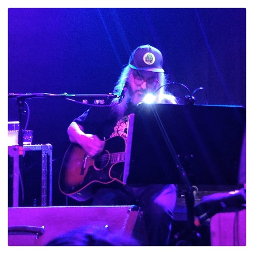 J Mascis - The Rescue Rooms 2015